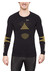 X-Bionic Ski Touring Evo Shirt L/S Men black/yellow sunshine